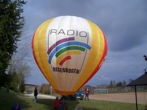 Modellballonbau_Hülle_Regenbogen_04