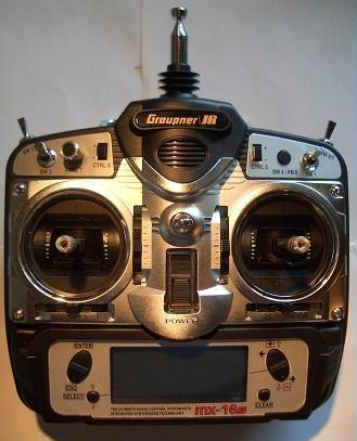 Graupner MX 16s